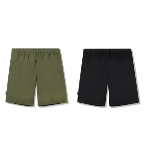 【Back Channel】COTTON EASY SHORTS
