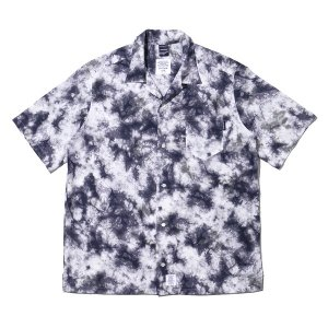 """【APPLEBUM】""""MARBLE"""" OPEN COLLAR S/S SHIRT<img class='new_mark_img2' src='https://img.shop-pro.jp/img/new/icons5.gif' style='border:none;display:inline;margin:0px;padding:0px;width:auto;' />"""