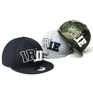 【IRIE by irielife】× NEW ERA COLLEGE LOGO CAP<img class='new_mark_img2' src='https://img.shop-pro.jp/img/new/icons5.gif' style='border:none;display:inline;margin:0px;padding:0px;width:auto;' />