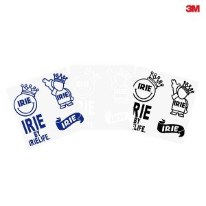 【IRIE by irielife】IRIE CUTTING STICKER SET<img class='new_mark_img2' src='https://img.shop-pro.jp/img/new/icons5.gif' style='border:none;display:inline;margin:0px;padding:0px;width:auto;' />
