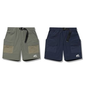 【Back Channel】COOL TOUCH FIELD SHORTS