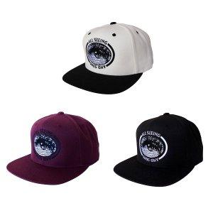 【ANDSUNS】ALL SEEING BASEBALL CAP