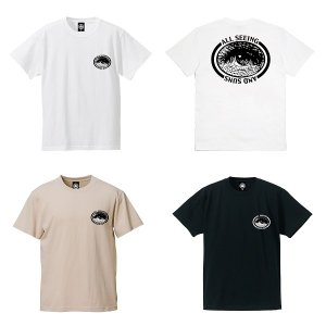【ANDSUNS】ALL SEEING TEE