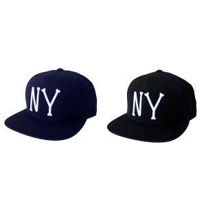 【ANDSUNS】NY BONES BASEBALL CAP