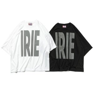 【IRIE by irielife】BIG LOGO DRY TEE