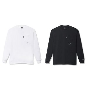 【Back Channel】POCKET LONG SLEEVE T<img class='new_mark_img2' src='https://img.shop-pro.jp/img/new/icons5.gif' style='border:none;display:inline;margin:0px;padding:0px;width:auto;' />