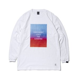 """【APPLEBUM】""""EVERYBODY LOVES THE SUNSHINE"""" L/S T-SHIRT<img class='new_mark_img2' src='https://img.shop-pro.jp/img/new/icons5.gif' style='border:none;display:inline;margin:0px;padding:0px;width:auto;' />"""
