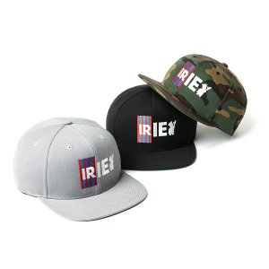 【IRIE by irielife】CUTTING LOGO CAP<img class='new_mark_img2' src='https://img.shop-pro.jp/img/new/icons5.gif' style='border:none;display:inline;margin:0px;padding:0px;width:auto;' />