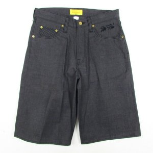 【SPECIAL ONE】COLOR SELVAGE DENIM SHORTS