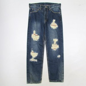 【ANDSUNS】ANARCHY JEAN / LAST M