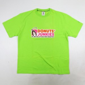 【SPECIAL ONE】DONUTS JUNKIES S/S T-SHIRT  / LAST XL
