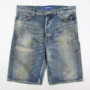 【Lafayette】5 POCKET SELVAGE DENIM SHORTS 50%OFF / LAST L