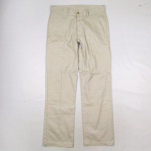 【ANDSUNS】PEACE CREW CHINO / LAST M