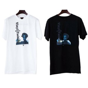 【VINYL JUNKIE】STRICTLY VINYL FASHION TEE