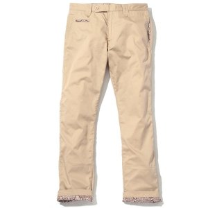 【NINE RULAZ】x SABIT PYTHON CHINO PANTS / LAST M