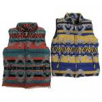 【ANDSUNS】SEMINOLE VEST / LAST ORANGE M