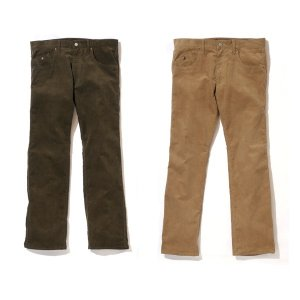 【Back Channel】CORDUROY PANTS