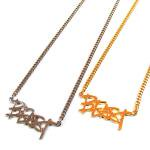 【MURAL】BEAST NECKLACE / LAST SILVER