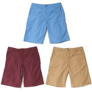 【Back Channel】 CHINO SHORTS (REGULAR) / LAST SAXE M