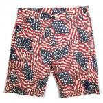 【ANDSUNS】LIBERTY OR DEATH SHORT / LAST M