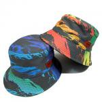 【DUPPIES】SUNSET TIGER STRIPE BACKET HAT