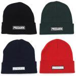 【Predawn】PD PATCH LONG BEANIE / LAST RED
