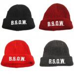 【MURAL】B.S.O.W. KNIT CAP