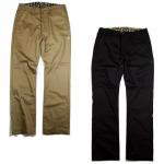 【ANDSUNS】ELECTROCUTED CHINO / LAST BEIGE M