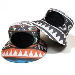 【DUPPIES】NATIVE BORDER BACKET HAT