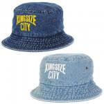 【KINGSIZE】KINGSIZE CITY BUCKET HAT / LAST DARK BLUE L