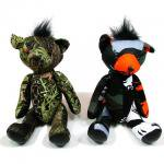 【DUPPIES】MOHAWK BEAR / LAST MULTI