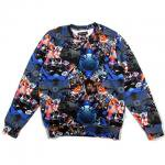 【ANDSUNS】PLANET BAD TRIPLE SET / CREWNECK / LAST M