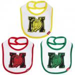 【MURAL】M LION BIB / BABY / YELLOW