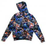 【ANDSUNS】PLANET BAD TRIPLE SET / ZIP HOOD