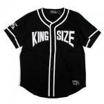 【KINGSIZE】TEAM BASEBALL SHIRT / LAST M