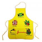 【Jamaica Goods】Jamaica Apron National Symbols