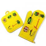 【Jamaica Goods】Jamaica Kitchen Mitten & Pot Holder