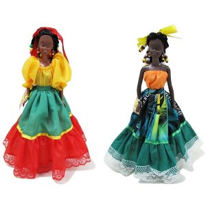 【Jamaica Goods】Jamaican Fashion Doll / YaRDie DOLL(B)