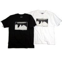 【Predawn】PHOTO TEE / LAST WHITE M
