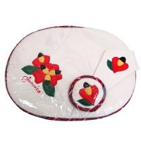 【Jamaica Goods】Jamaica  PlaceMat ,Coaster,Cloth Set