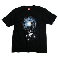 【NINE RULAZ】INFINITE RASTA TEE / LAST BLACK L