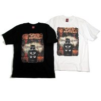 【NINE RULAZ】STATE OF MIND TEE / LAST WHITE M