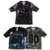 【DUPPIES】CAMOUFLAGE PLAYERS V NECK 2