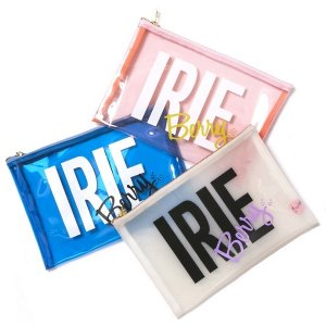 【IRIE BERRY】BEACH CLUTCH / LAST BLUE