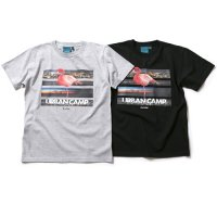 【IRIE LIFE】URBAN CAMP TEE