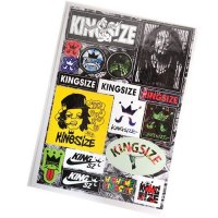 【KINGSIZE】STICKER SHEET 2015 vol.2