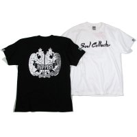 【DUPPIES】SOUL COLLECTOR TEE / LAST BLACK M