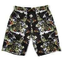 【NINE RULAZ】SPEAKER KUSH SPORTS SHORTS / LAST M