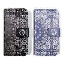 【Tome2H】PAISLEY iPhone CASE / LAST  iphone6 BLACK