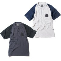 【Back Channel】BASEBALL T / LAST BLACK L